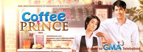 coffee prince philippine remake