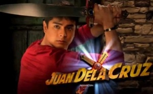 coco martin and erich gonzales in juan dela cruz TRAILER4